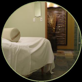 Massage & Skin Care Room